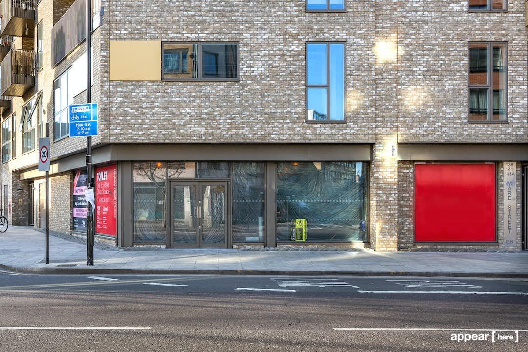 139-141 Mare Street, London