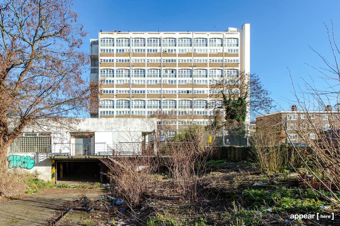 Hoxton Car Park – Stanway Street