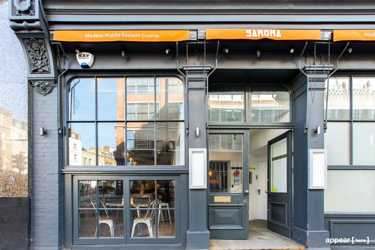 Clerkenwell Road, The Mighty Eatery