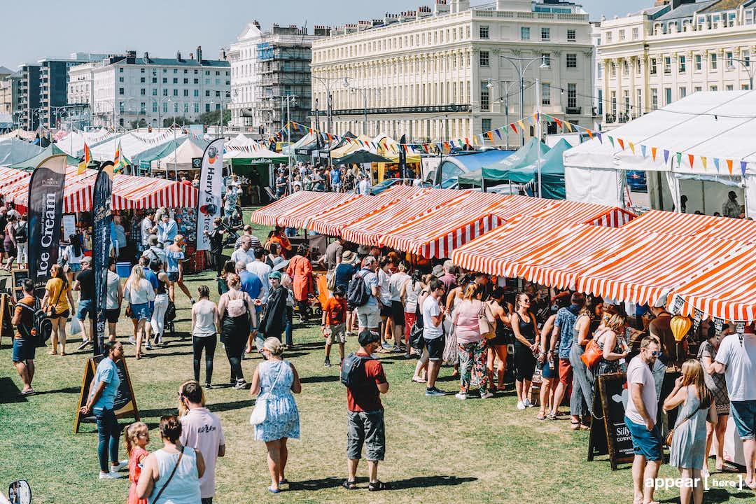 Brighton Foodies Festival - 4, Brighton