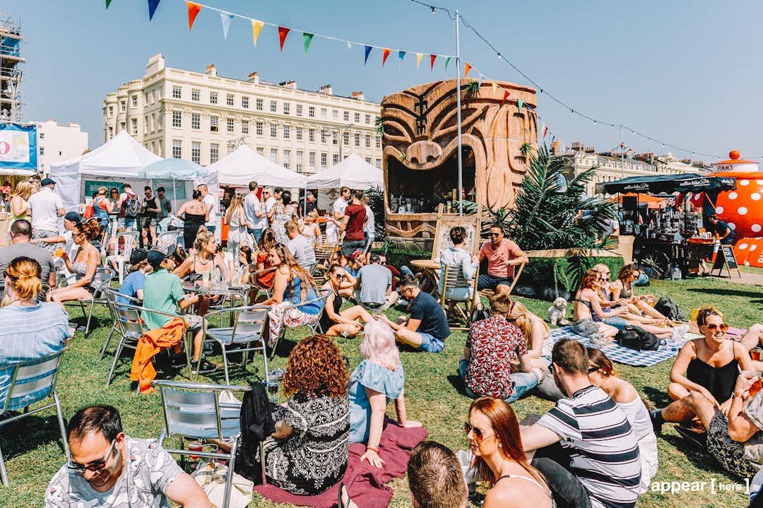 Brighton Foodies Festival - 2, Brighton