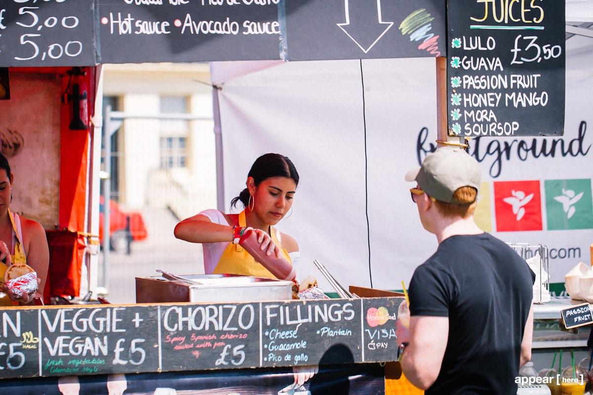 London Foodies Festival - 5, London
