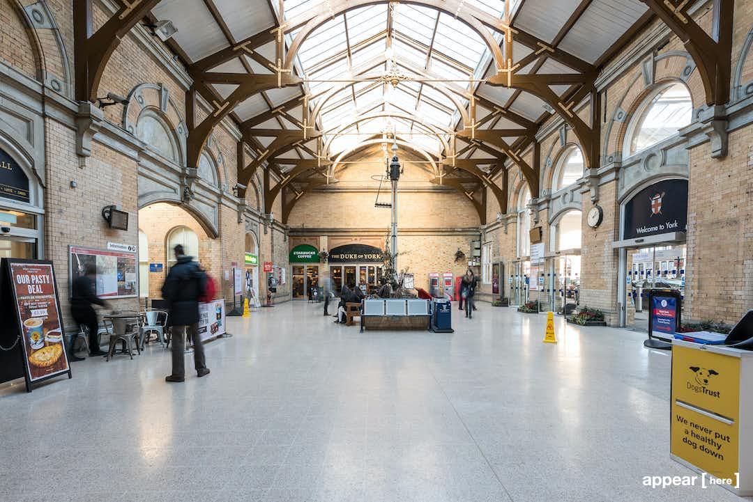 York Station - 3, York