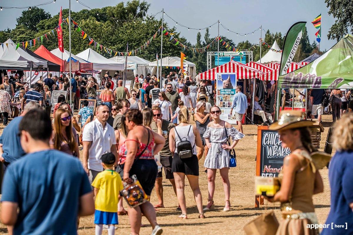 Cambridge Foodies Festival - 4, Cambridge