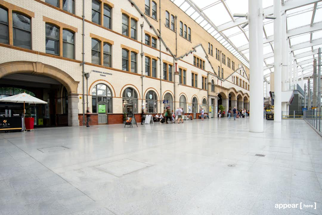 Victoria Station, Manchester - Indoor Pitch 4