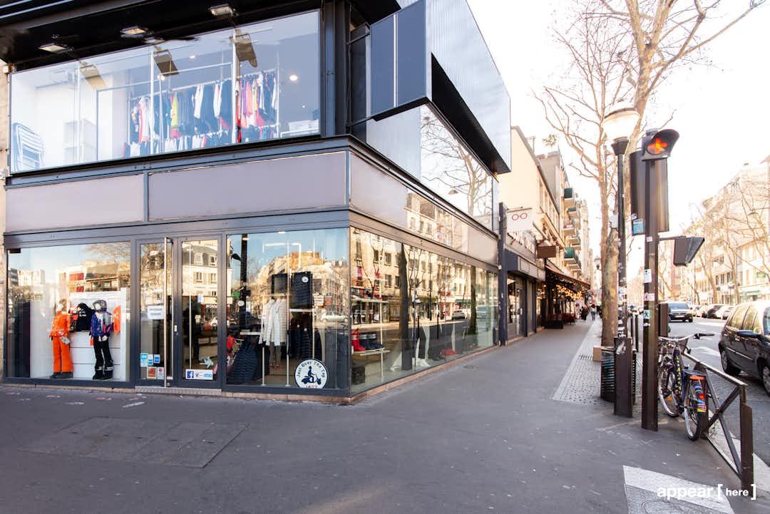 Triple boutique de Boulogne-Billancourt