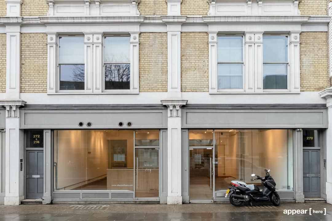 Fulham Road's Smart Grey Boutique