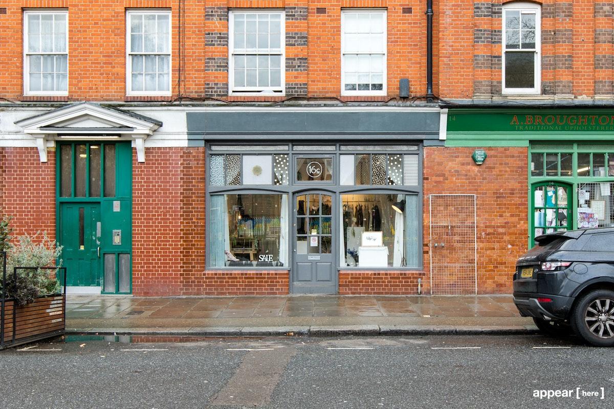 Calvert Avenue Grey Boutique, Shoreditch