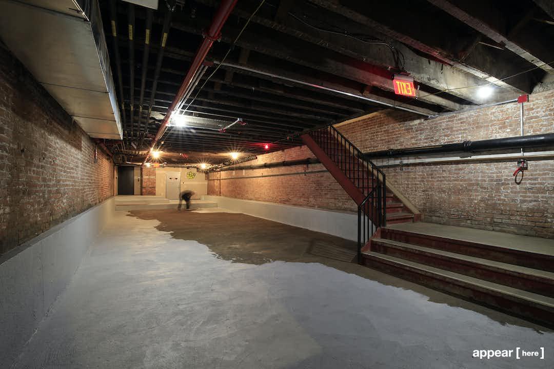 Tribeca - Broadway's Two Floor Basement Event Space