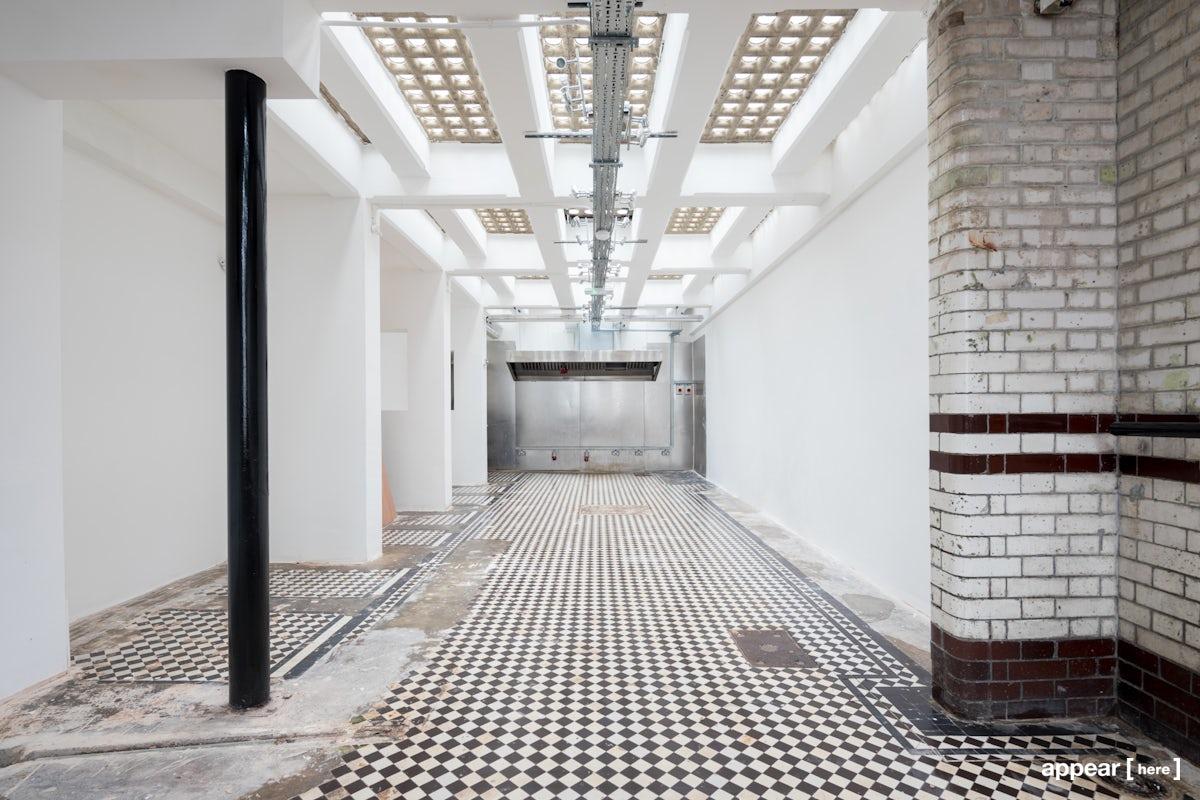 Js Auto Manchester >> Rent a space | Commercial St, Shoreditch - Underground Event Space | Pop up shops, showrooms ...