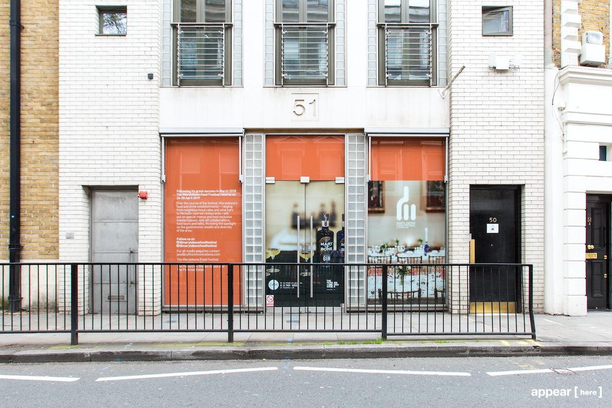 51 Marylebone High Street, Marylebone, London