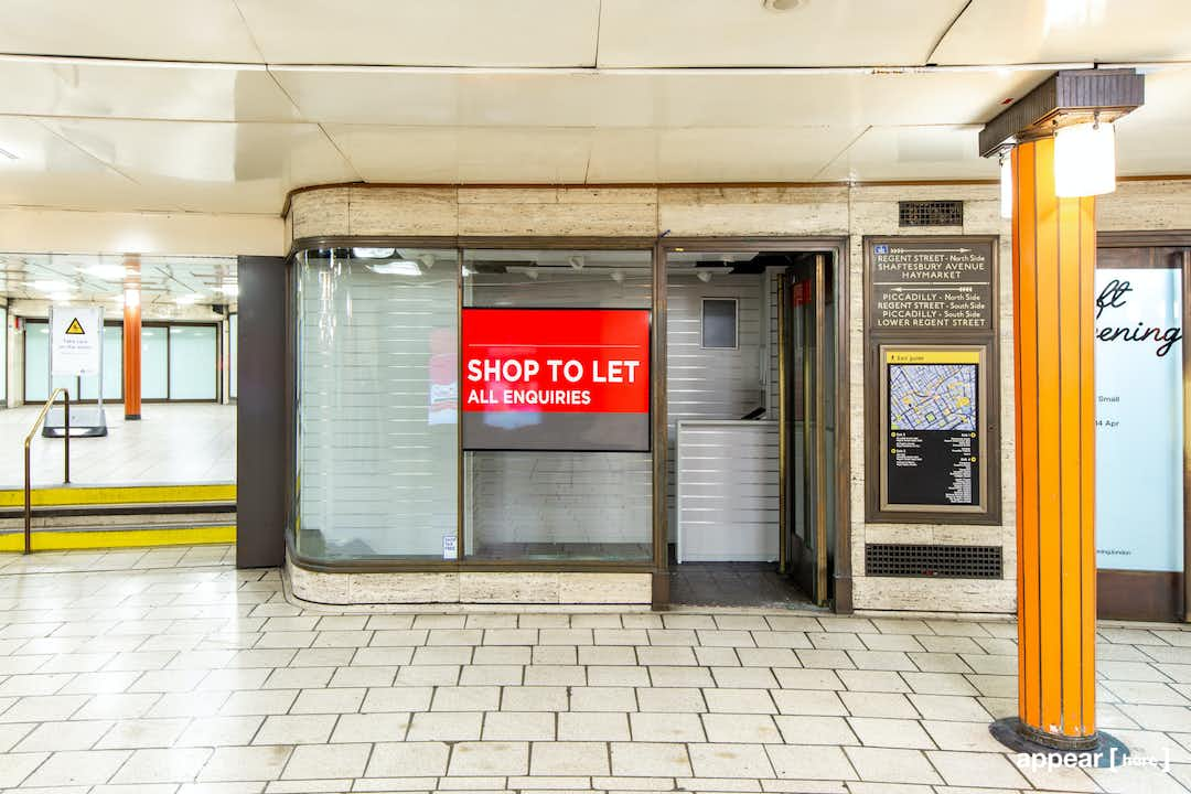 Piccadilly Station - Unit 6