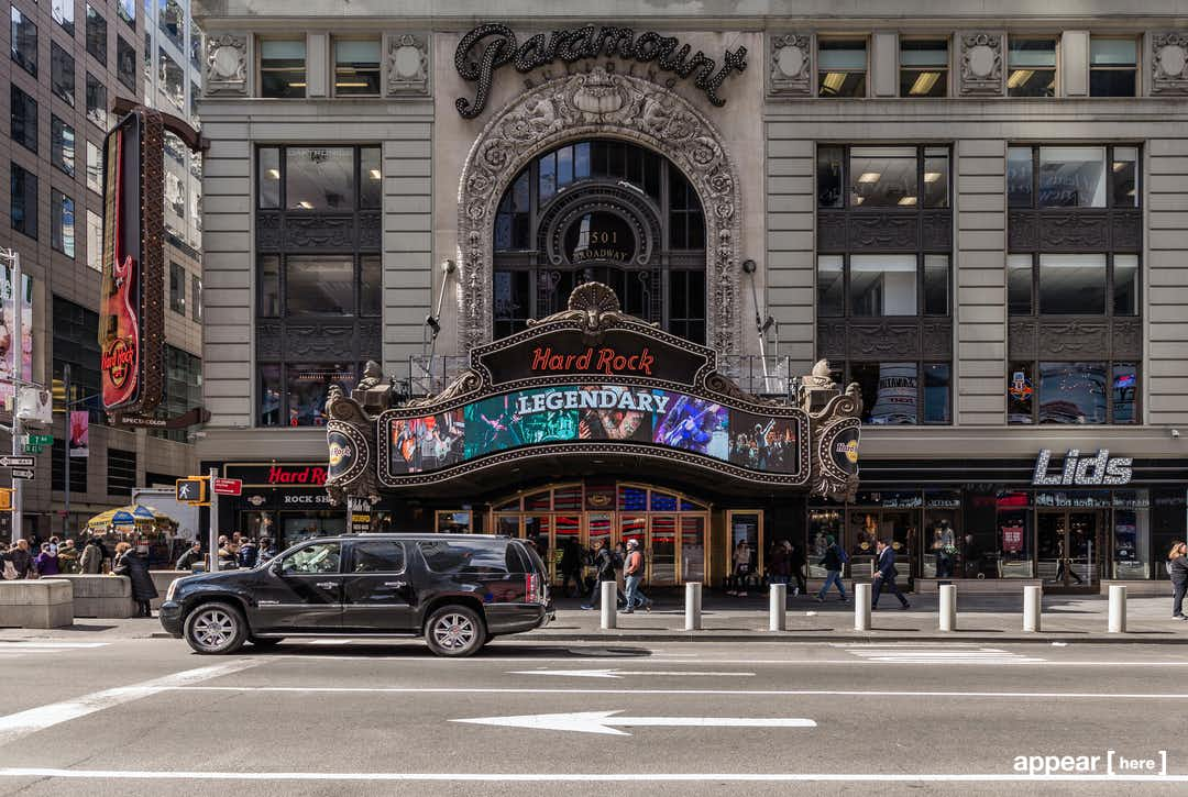 1501 Broadway, Midtown , New York , NY