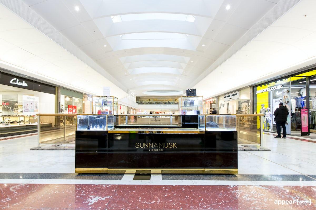 Brent Cross Shopping Centre - Kiosk 5, London