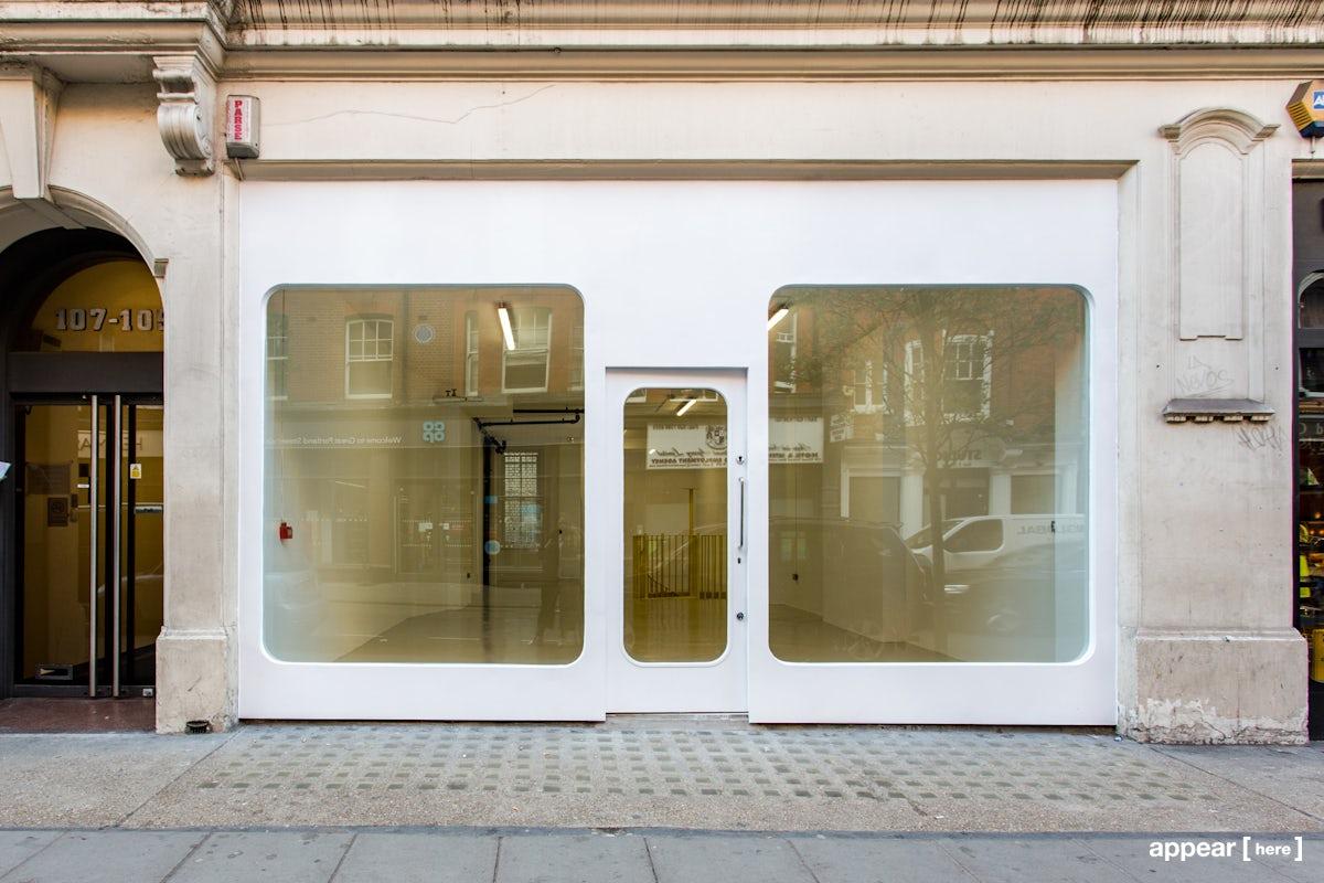 107-109 Great Portland Street, Fitzrovia, London