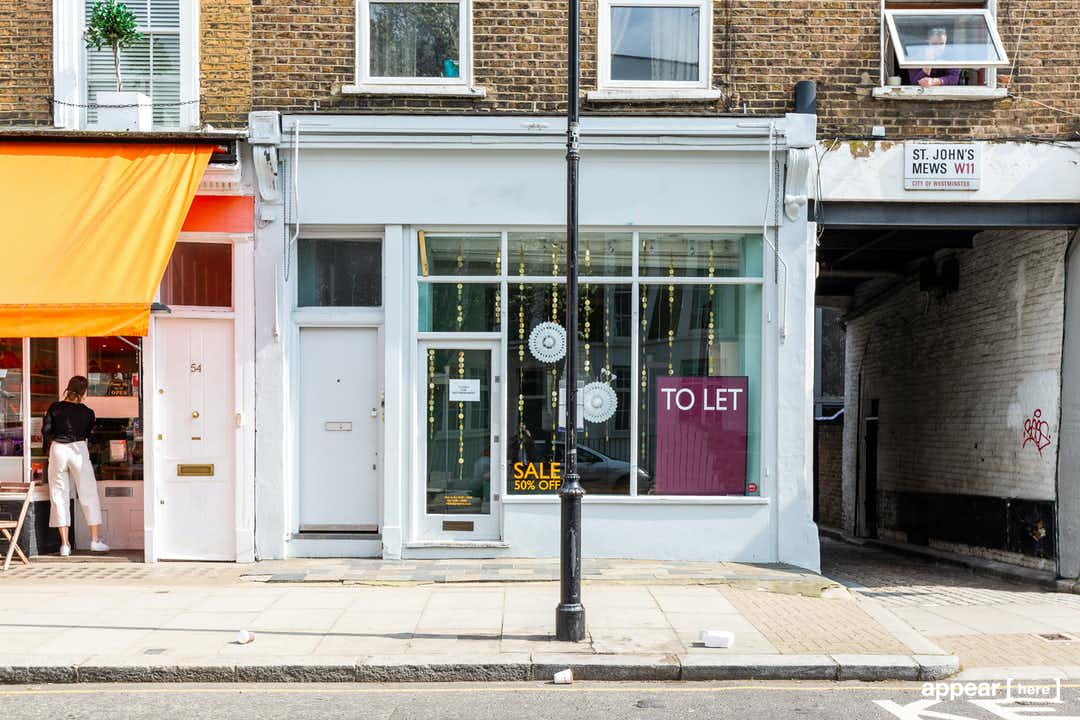 Ledbury Road , Notting Hill - The Wild Boutique