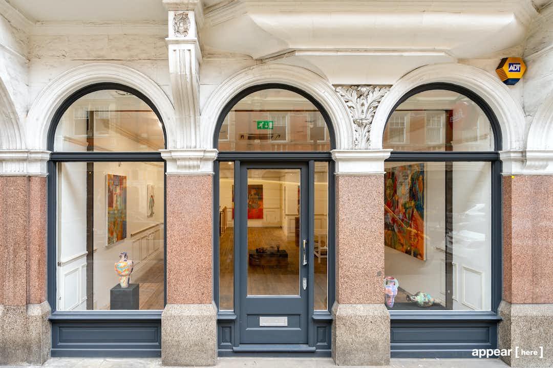 68 Duke St, Mayfair, London