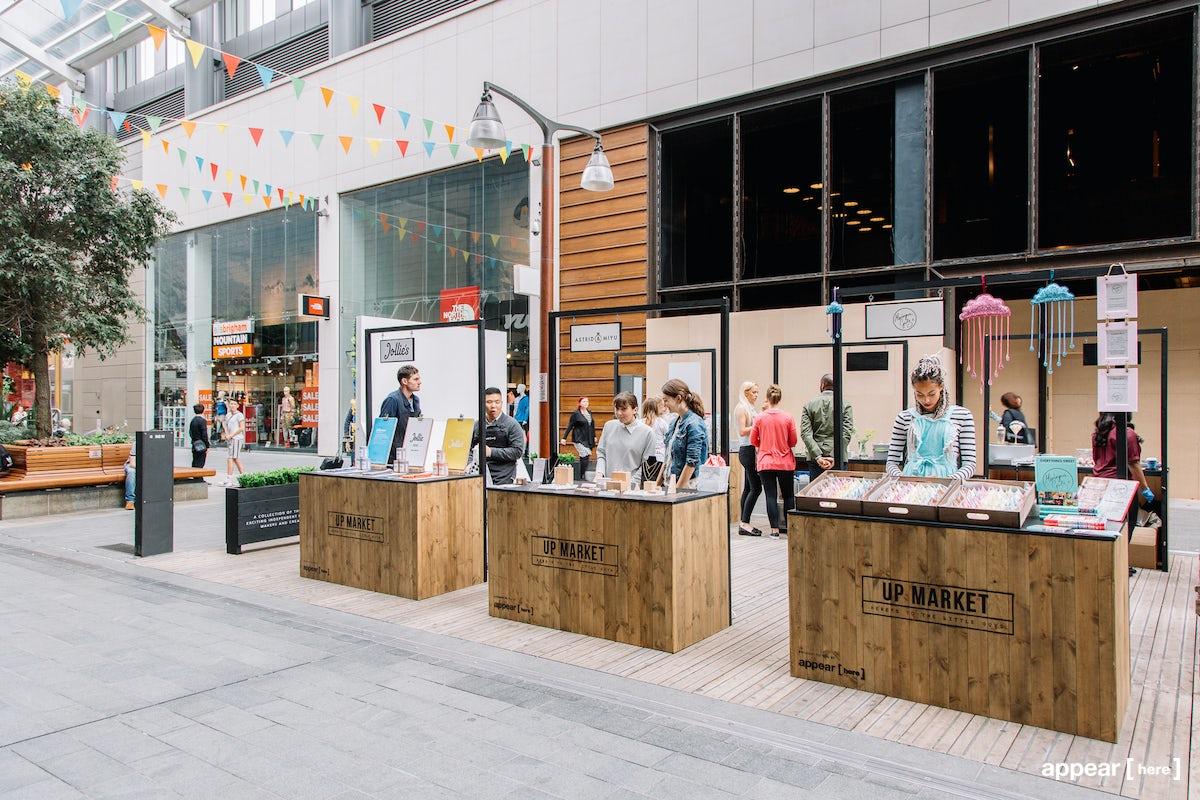 UpMarket White City Place, 195 Wood Lane, London