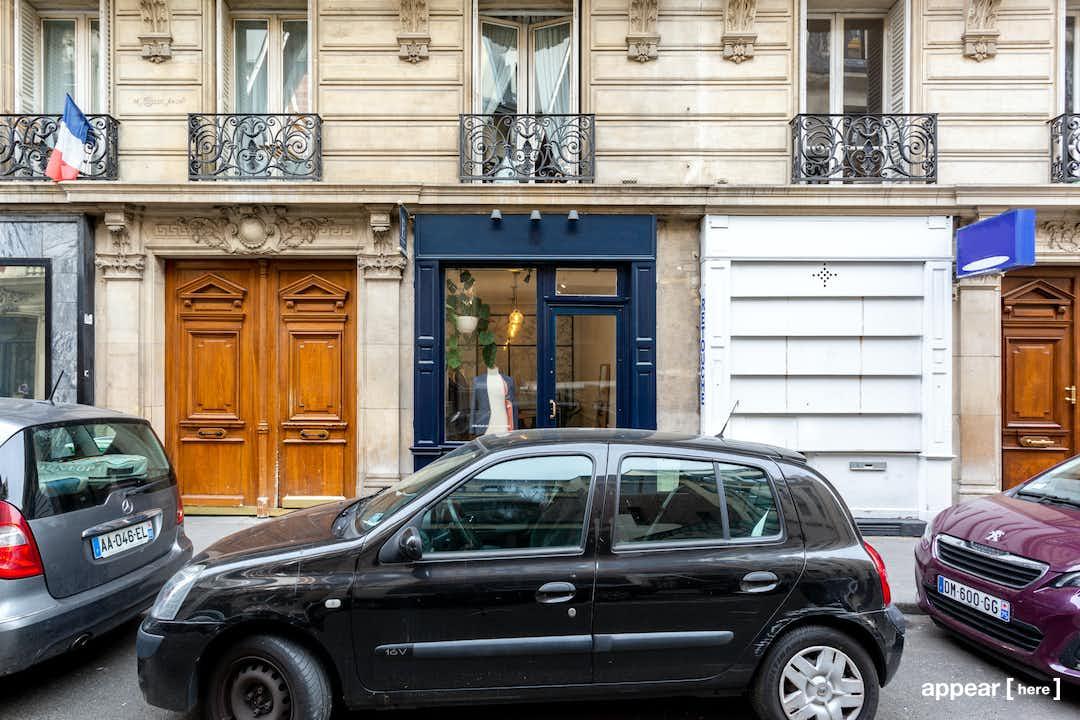 28 bis rue Guillaume Tell, Batignolles, Paris
