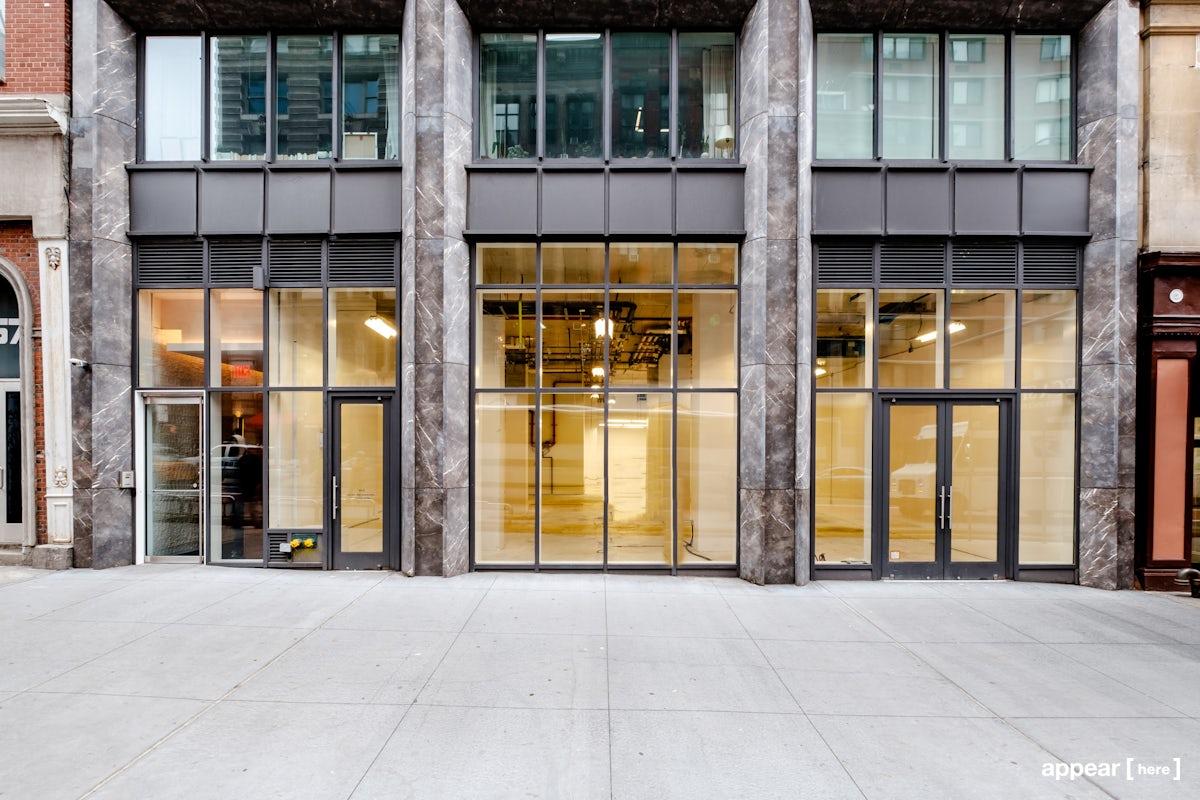 Broadway, Tribeca – Marble Front Emporium