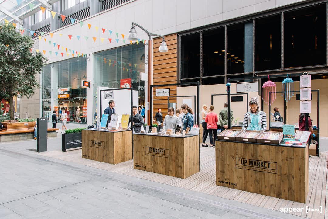 Market Stall 7 – Up Market at White City Place