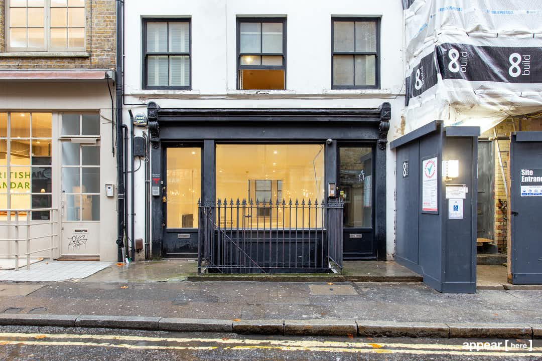42 Hoxton Square, Ground Floor, London