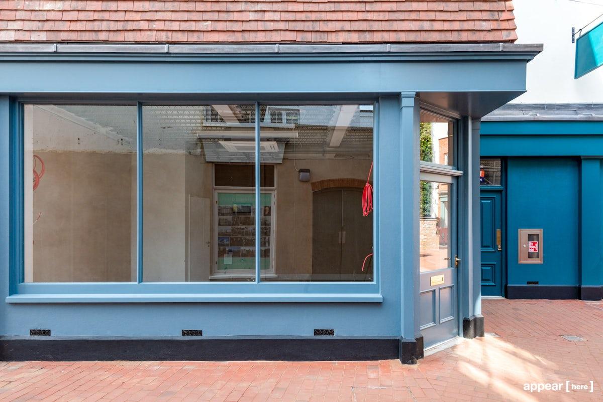 Hanningtons Lane, Brighton - The Blue Boutique