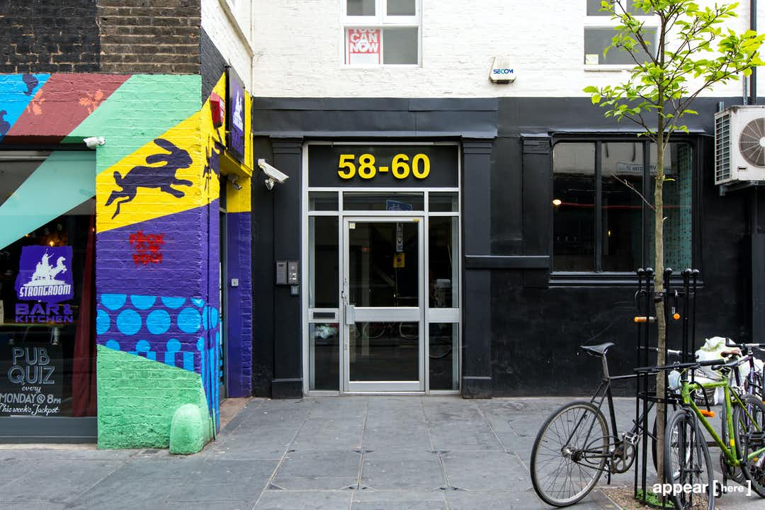 Rivington Street, Shoreditch - The Event Space