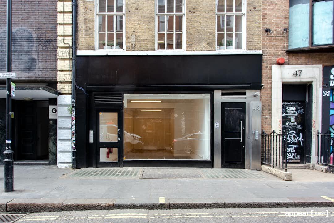 48 Poland Street, London
