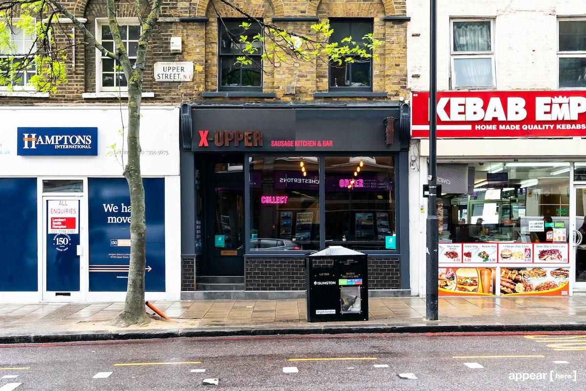 88 Upper Street, London