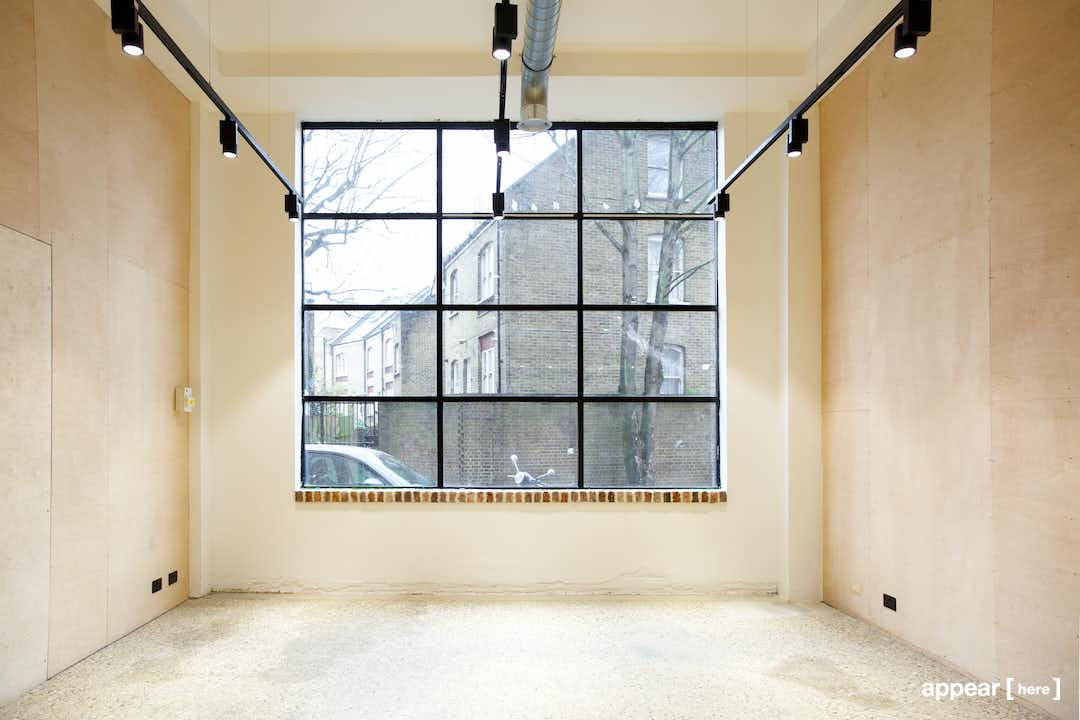 Shacklewell Lane Workshop Space – The Factory