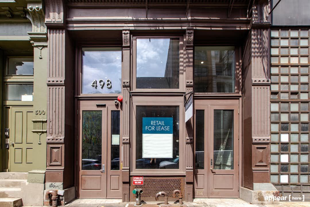 498 Broome St, new york, NY