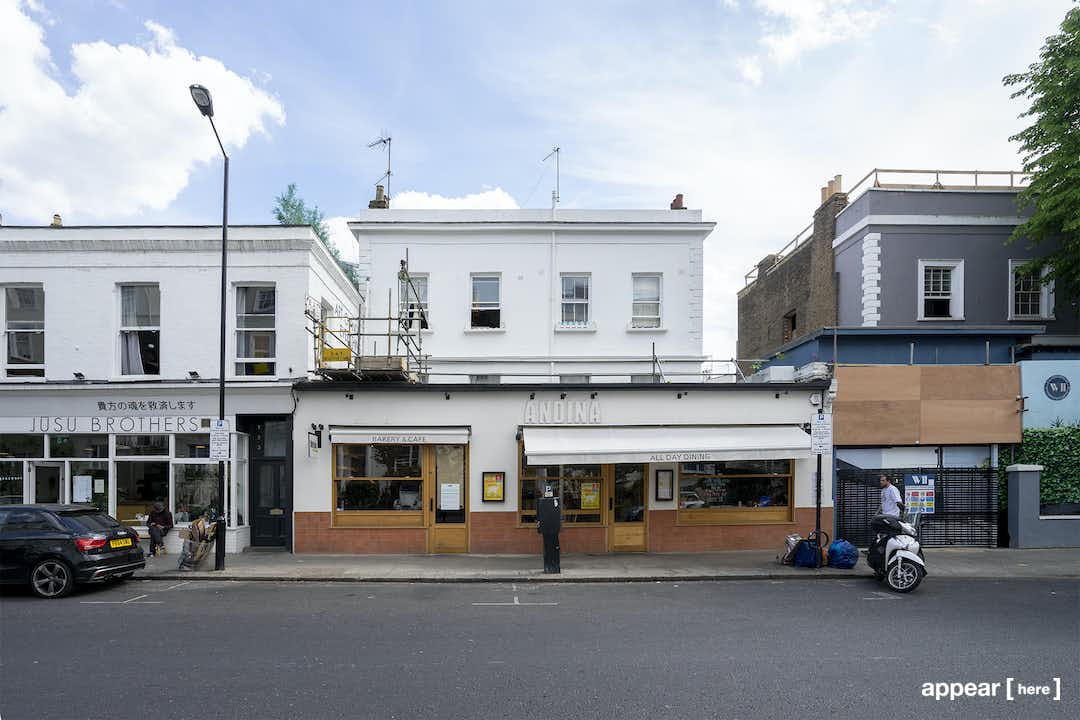 155 Westbourne Grove, Notting Hill, London