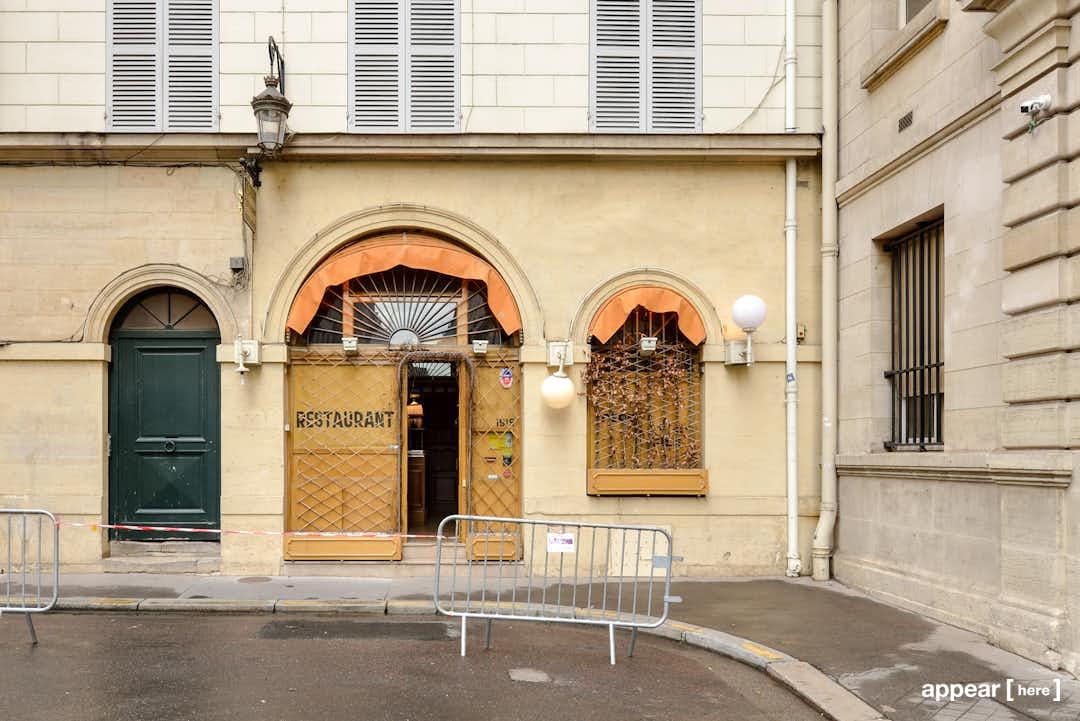 Restaurant des Tuileries