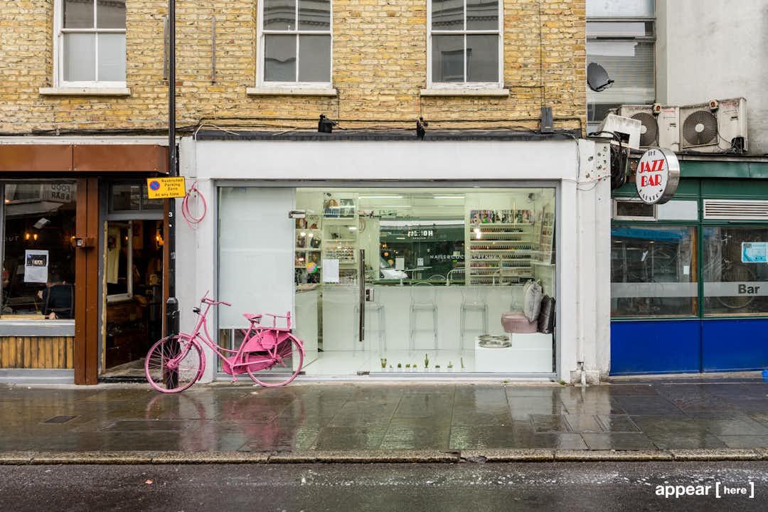 5 Bradbury street , London