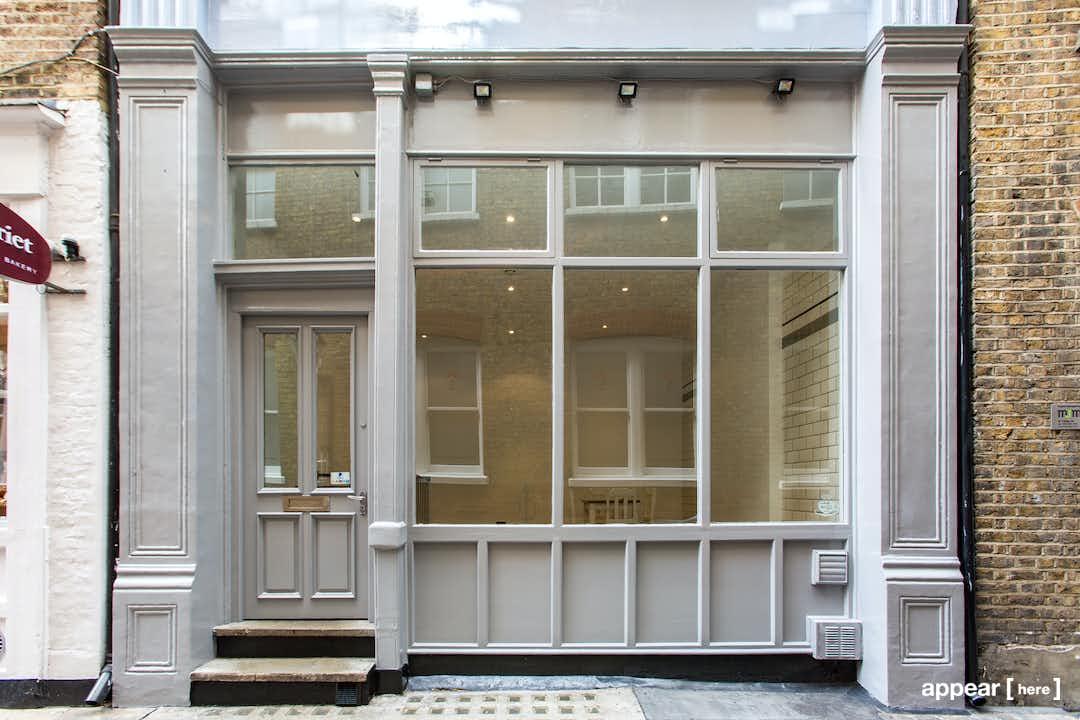 24 Rose Street, Covent Garden, London