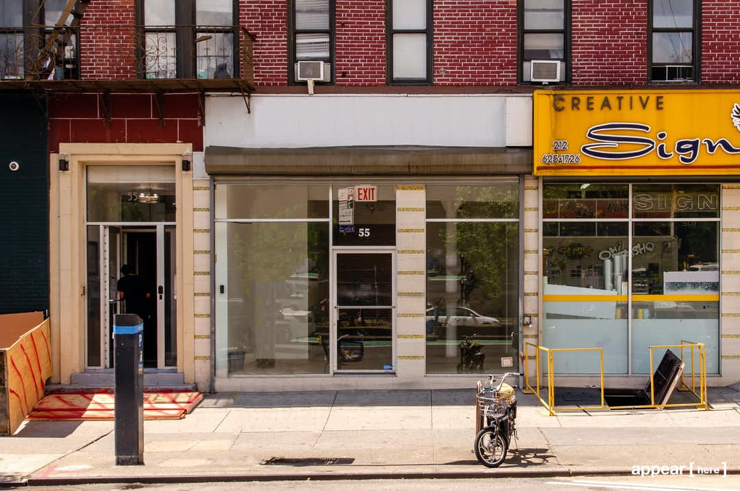 55 delancey street, New York, NY