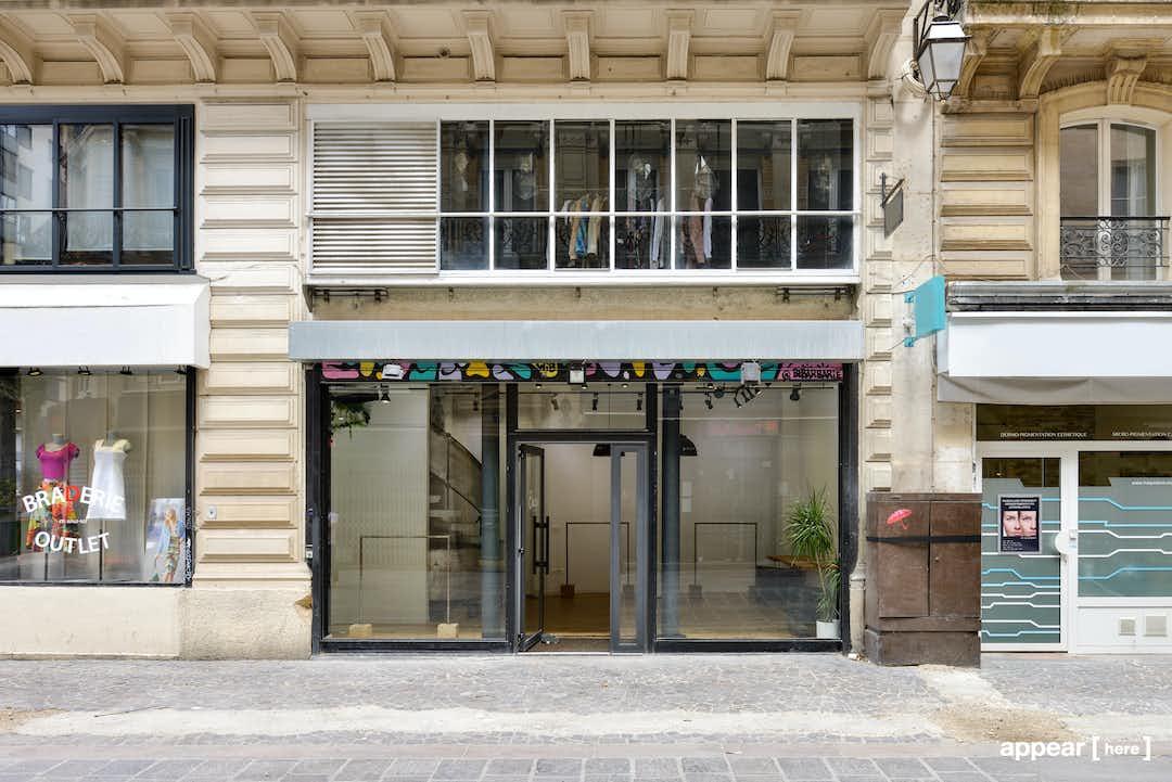 16 rue du Cygne, Châtelet - Les Halles, Paris