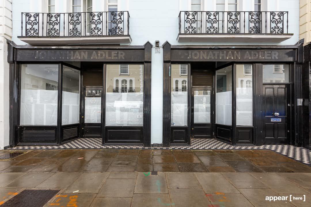 285a Westbourne Grove, London