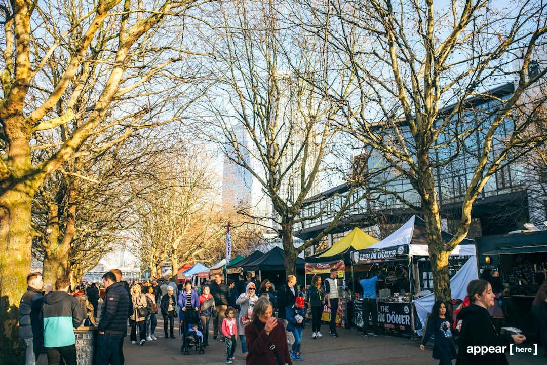 The Spread Riverside Market  - Stall 6