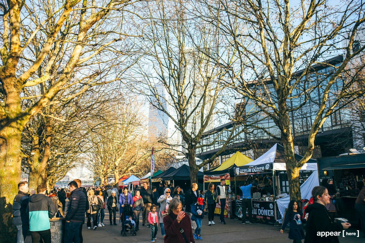 The Spread Riverside Market  - Stall 7