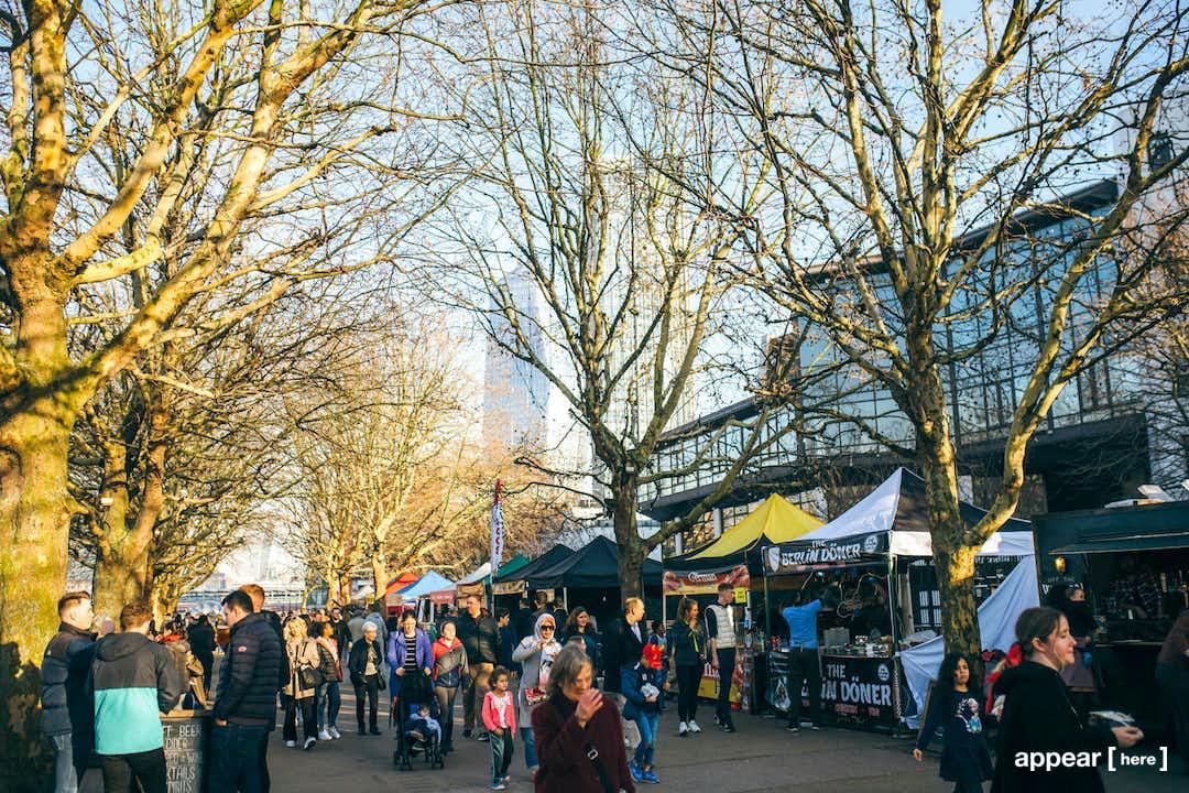 The Spread Riverside Market  - Stall 8