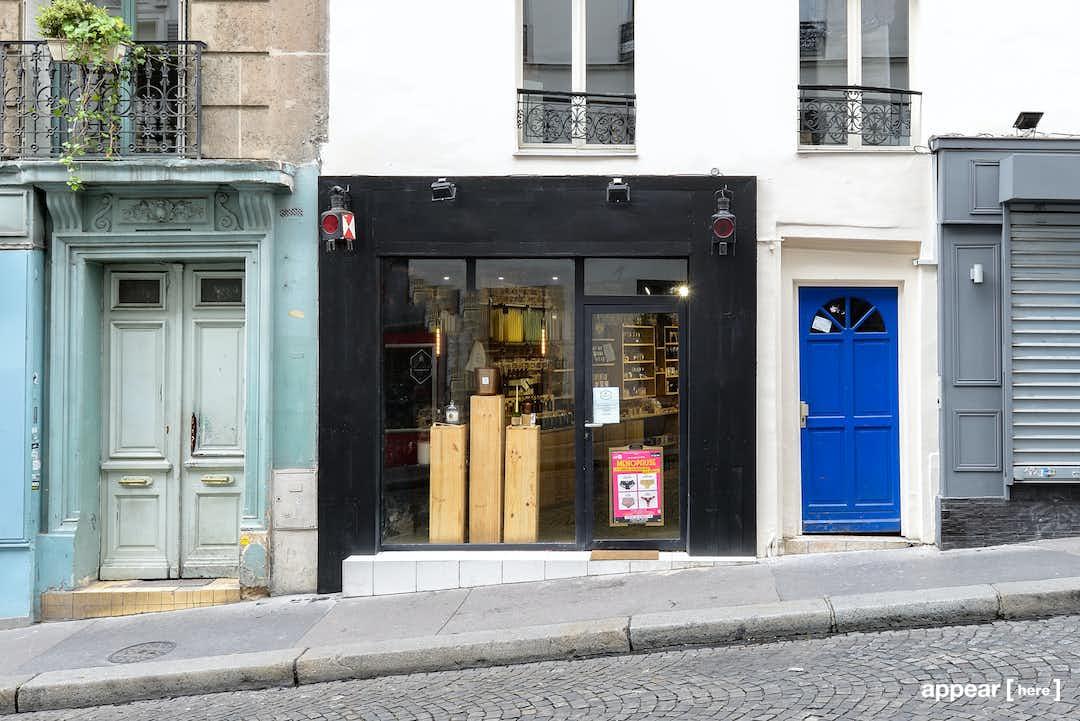 5 rue des Trois Frères, Montmartre, Paris
