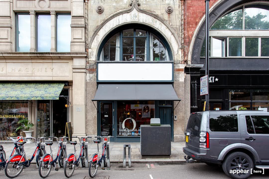 130 Shoreditch High Street, London