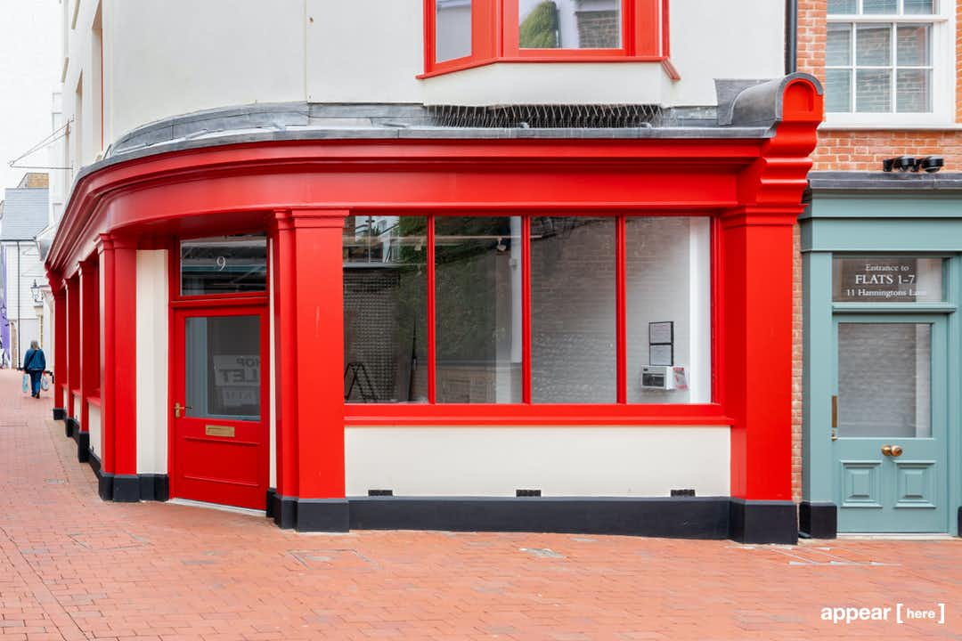 The Lanes, Brighton - The Bright Red Boutique