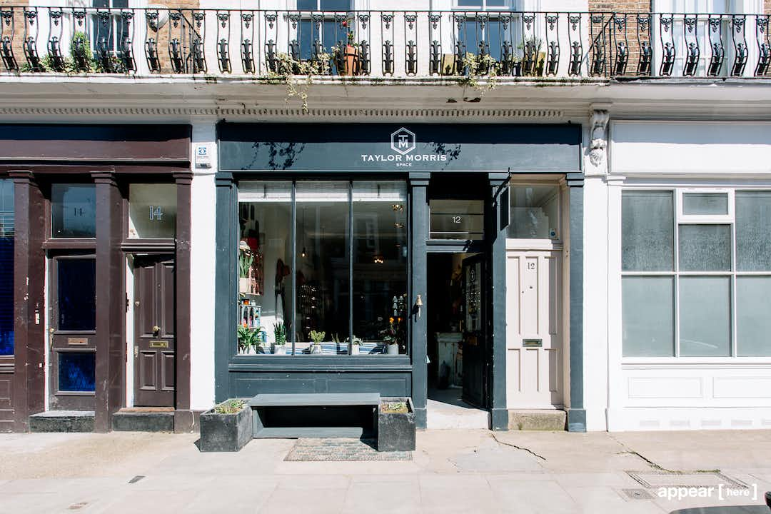 Needham Road - Notting Hill, Boutique with Garden