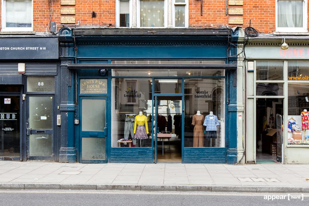 Church Street, Stoke Newington - The Blue Boutique