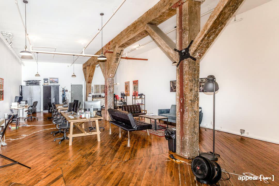 3rd Street, Williamsburg - Rustic Industrial Space