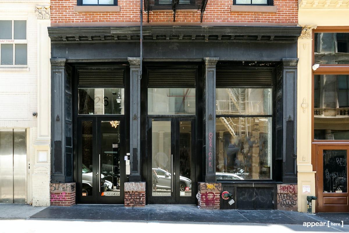 26 Mercer street, SoHo, New York, NY