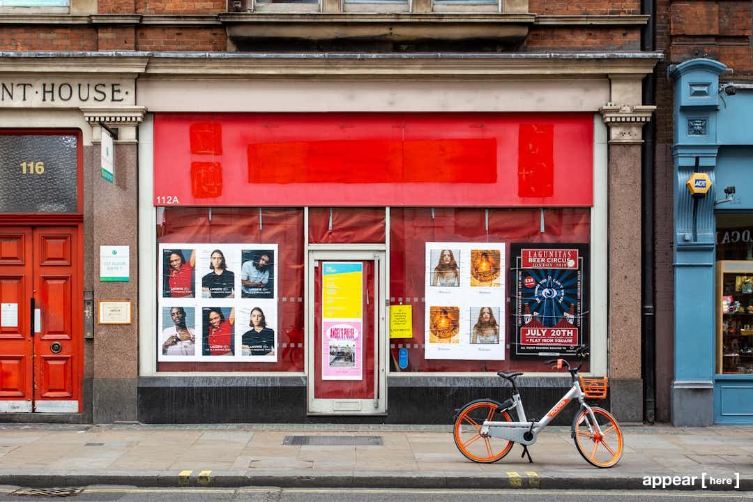 112a Shaftesbury Avenue, London